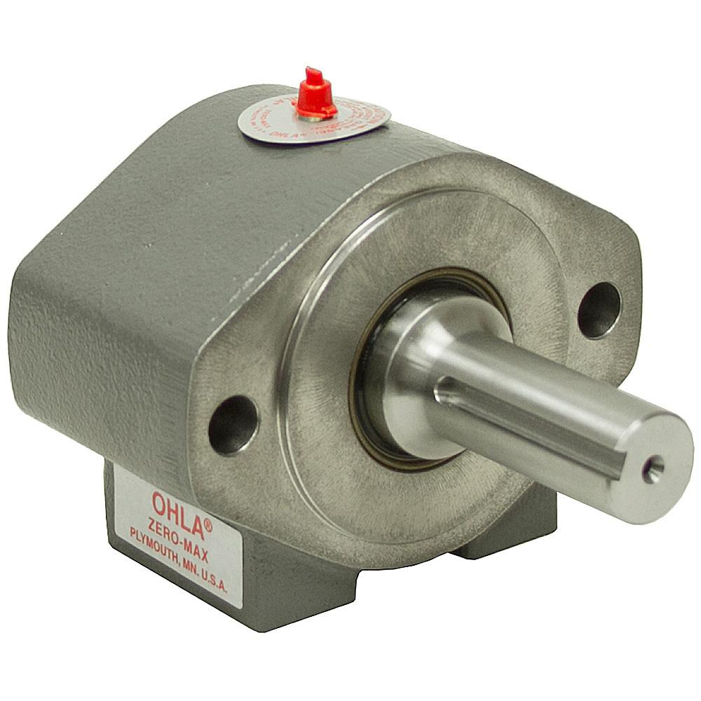 Hydraulics for Hydraulic pump motor adapter
