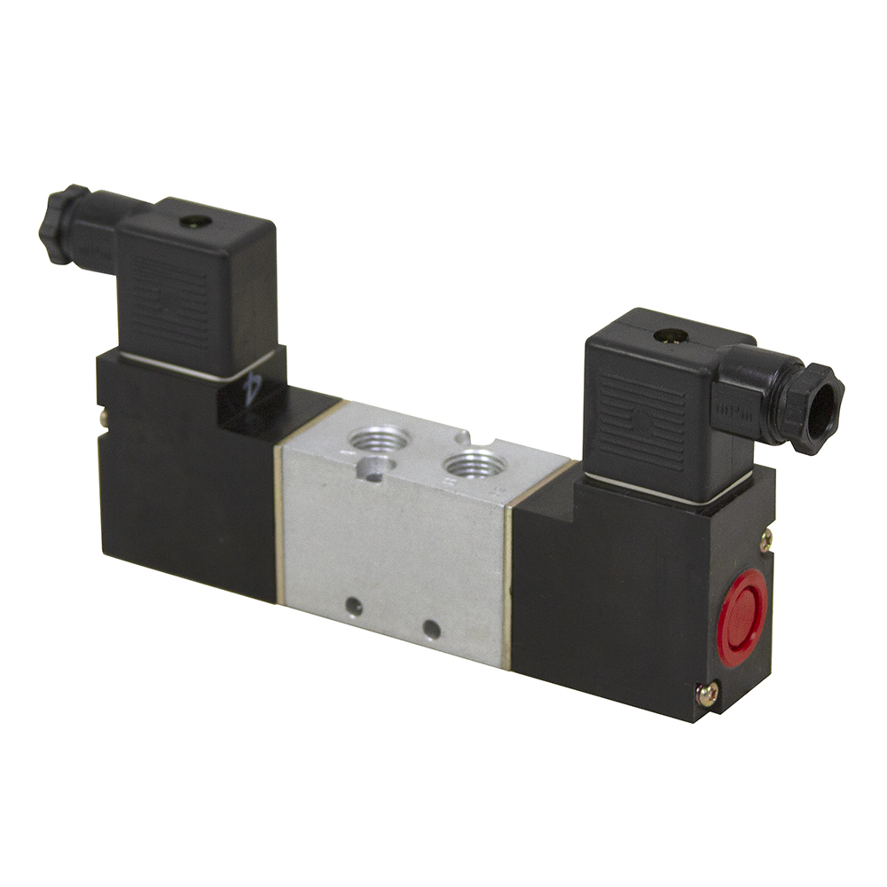 Solenoid Air Valves
