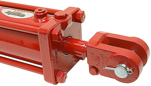 Rephasing Hydraulic Cylinders