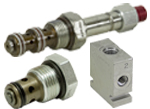Cartridge Valves & Housings