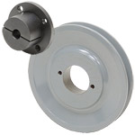 Split Taper Bushed Bore Pulleys & Hubs