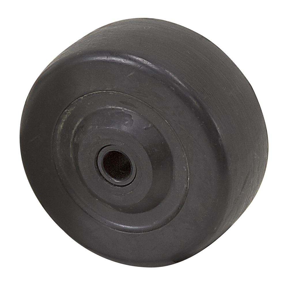 "6/"" x 1-1//4/"" Jarvis Soft Rubber Wheel 6-500F 1-4814"