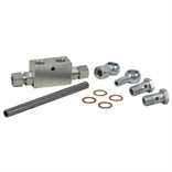 "Check Valve /Tubing Kit For 8"" and 11"" AMA Top-Link Cylinders"