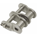#60-2 Nickel Plated Offset Link