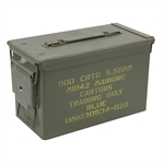 50 Cal Ammo Box End Hinge