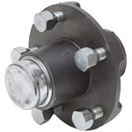 High Speed 5 Bolt Wheel Hub Lug Bolt Style
