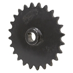 24T 1-5/8 Bore 2062 Double Pitch Conveyor Sprocket