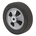 "8"" x 2"" Solid Rubber Wheel"