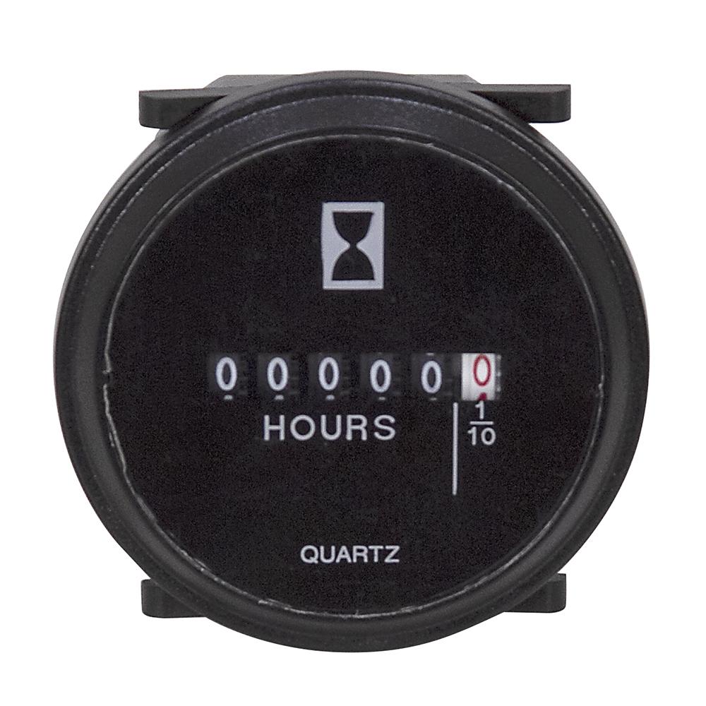 Electric Motor Hour Meter : Vdc hour meter meters counters timers