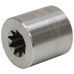 5/8 9T Splined Coupling