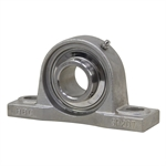 "1-3/8"" Pillow Block Bearing Stainless"