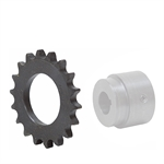 50x25B 50 Pitch 25 Tooth Sprocket