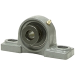 "1/2"" Pillow Block Bearing w/Lock Collar"
