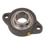 "1-3/16"" 2 Bolt Flange Bearing"