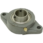"1-7/16"" Bore 2 Bolt Flange Bearing"