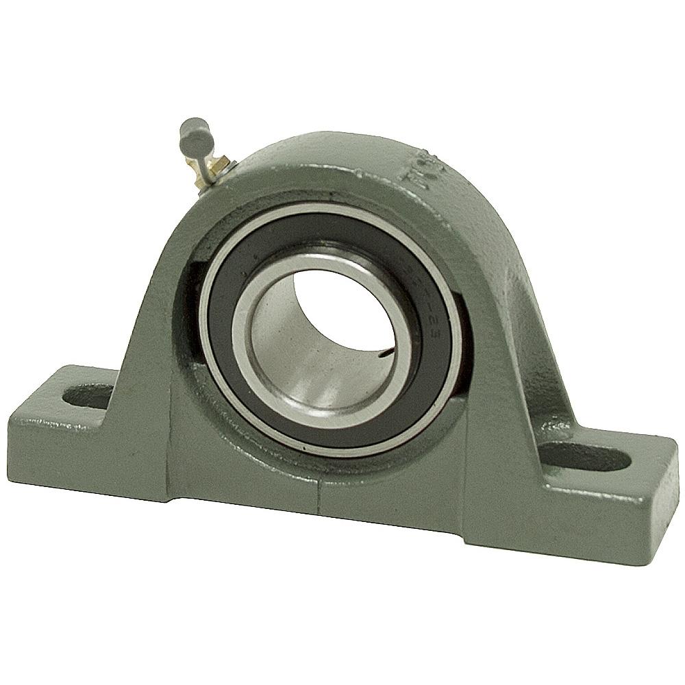1 7 16 pillow block bearing pillow block bearings bearings power transmission www. Black Bedroom Furniture Sets. Home Design Ideas