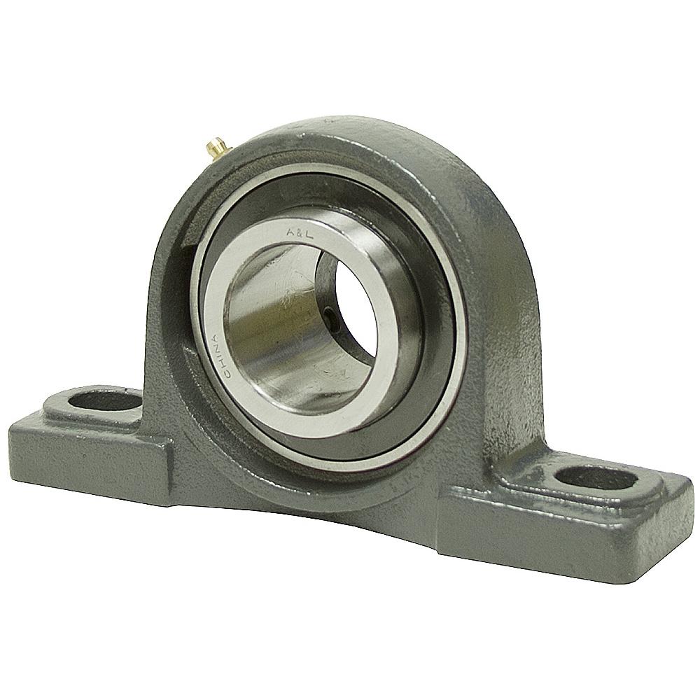 Bearing With Locking Collar : Quot pillow block bearing w lock collar