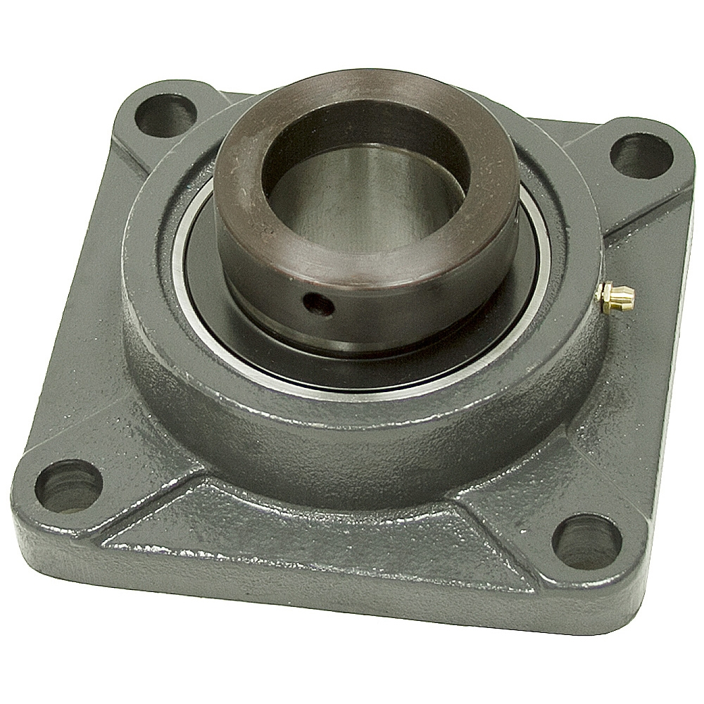 Bearing With Locking Collar : Quot bolt flange bearing w lock collar housing