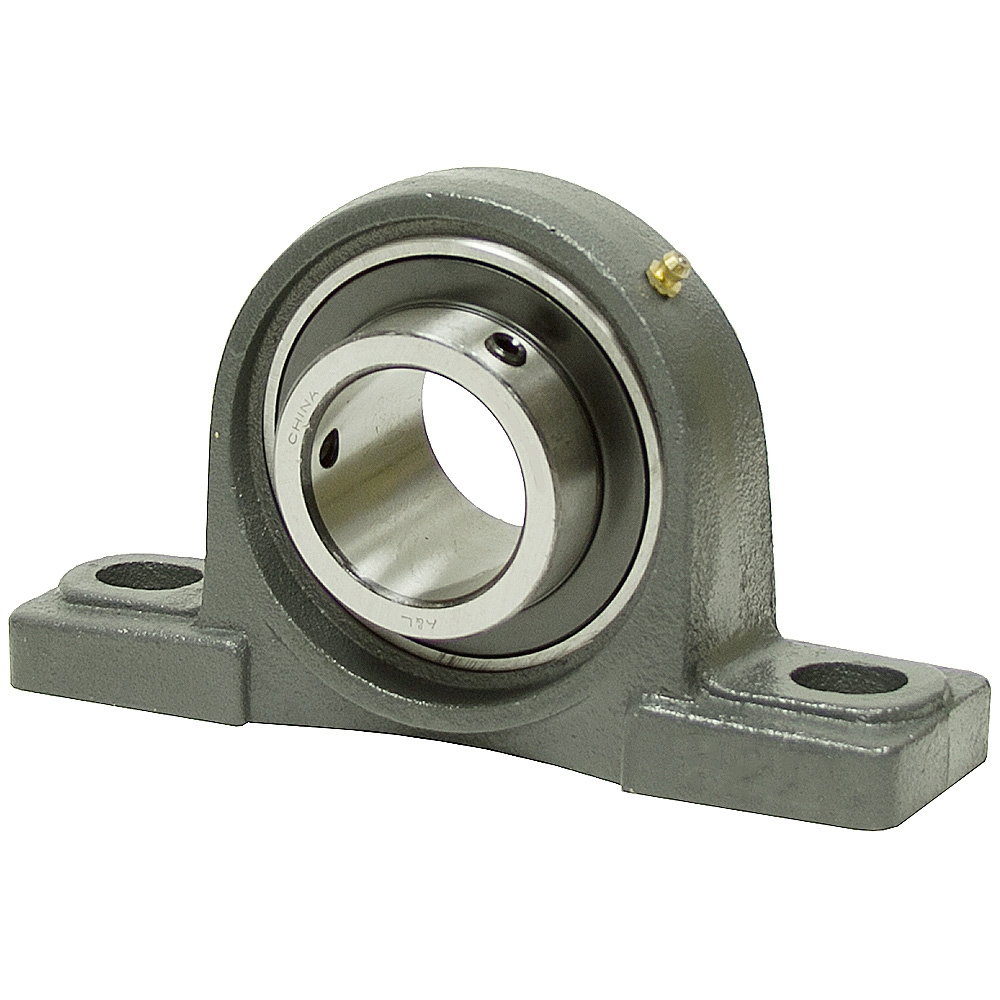 base sealmaster seal low npl standard bearing block diameter pillow locking setscrew cast felt housing two bearings iron bolt