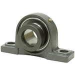 "2-1/8"" Pillow Block Bearing w/Lock Collar"