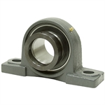 "2-7/16"" Pillow Block Bearing w/Lock Collar"