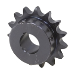"10 Tooth 3/4"" Bore 60 Pitch Roller Chain Sprocket 60BS10H-3/4"