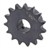 "12 Tooth 1"" Bore 60 Pitch Roller Chain Sprocket 60BS12H-1 - Alternate 1"
