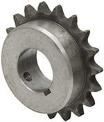 34T 1-5/8 Bore 80P Sprocket