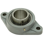 "2-15/16"" Bore 2 Bolt Flange Bearing"