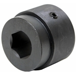 "W3/4HX 3/4"" Hex Bore Hub"