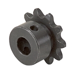 "10 Tooth 7/16"" Bore 35 Pitch Roller Chain Sprocket"