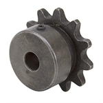 "11 Tooth 5/16"" Bore 35 Pitch Roller Chain Sprocket"