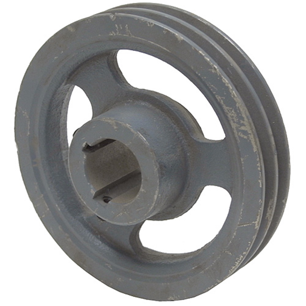 Dia bore groove cast iron pulley belt