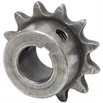 "12 Tooth 3/4"" Bore 41 Pitch Roller Chain Sprocket"
