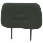 Black Cloth Head Rest