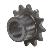 12T 3/8 Bore 25P Sprocket w/o setscrew