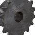13 Tooth 3/8 Bore 25 Pitch Sprocket w/o Keyway or Set Srew - Alternate 2
