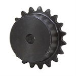 19 Tooth 1/4 Bore 25 Pitch Sprocket w/o Setscrews or Keyway
