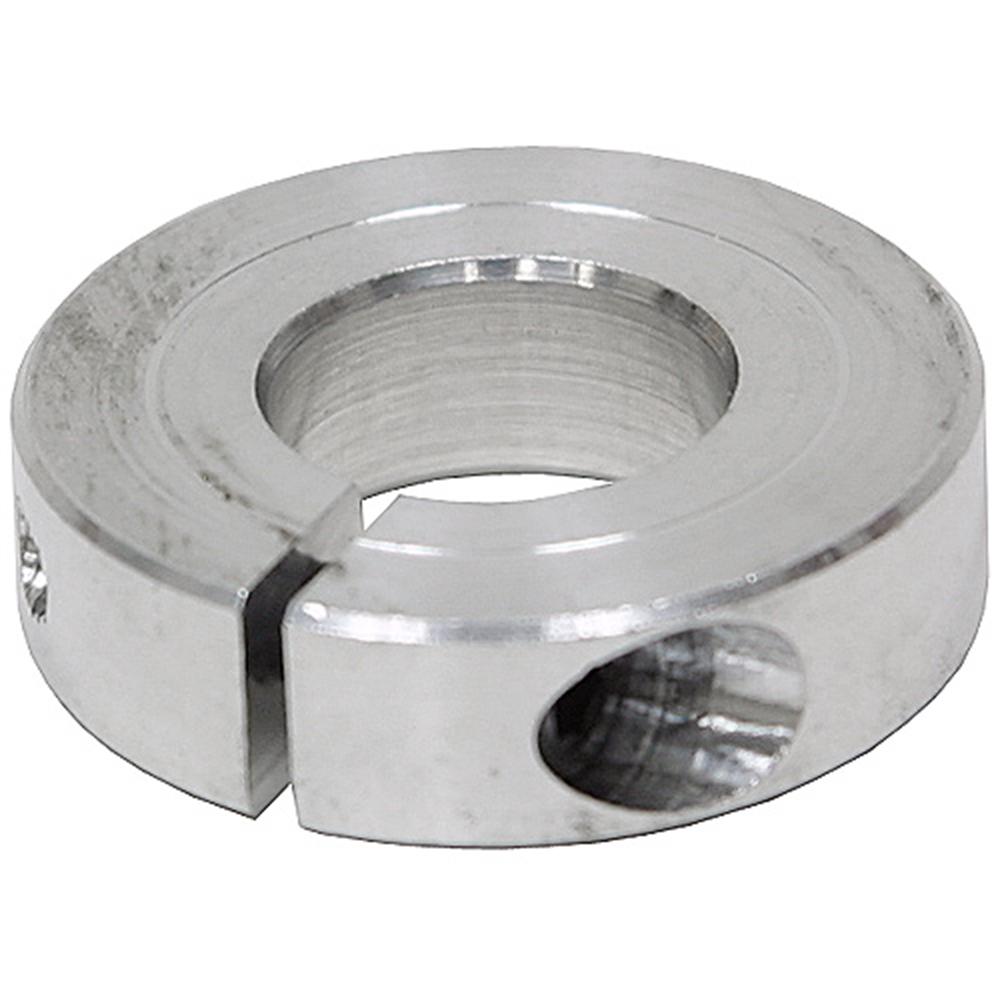 Quot split aluminum shaft collar boston gear brands