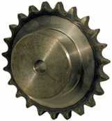 "25T UNFINISHED 9/16""BORE 40P SPROCKET"