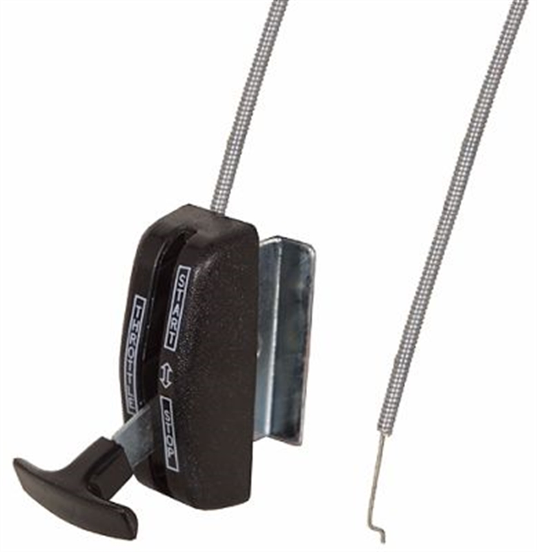 Control Cable Lever : Quot throttle control cable w t lever