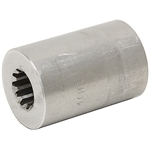 "3/4""-11 Tooth Splined Coupling"