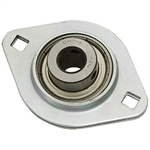 "1/2"" 2 BOLT STAMPED STEEL FLANGE BEARING"