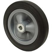 9-3/4 x 1-3/4 Solid Tire Plastic Drive Wheel