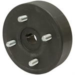 "4 Bolt Wheel Hub 1-1/4"" Tapered"
