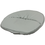 501 Grey Pan Seat Cushion
