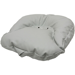 502 Heavy Duty Grey Pan Seat Cushion