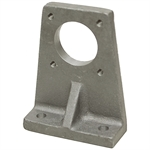 4F17 4-Bolt Aluminum Pump Foot Mount