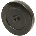 5x15/16 Rubber Caster Wheel