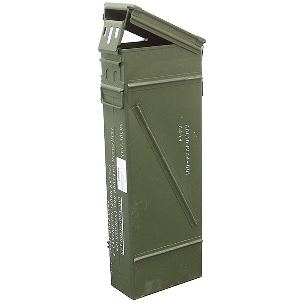 120mm Mortar Shell : Mm mortar shell ammo box boxes cases